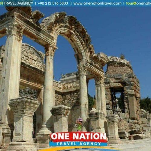 2 Days Ephesus and Pergamon Tour from Istanbul