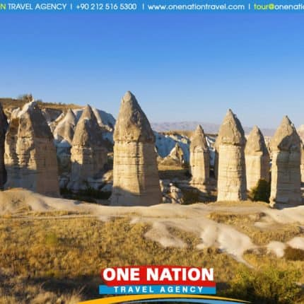 cappadocia open air museum