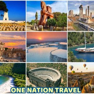 12 Days Turkey Tour Package