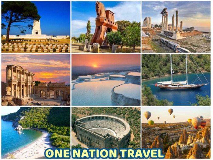 12 Days Turkey Tour Package