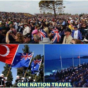 2 Days Anzac Day Tour Dawn Service at Gallipoli