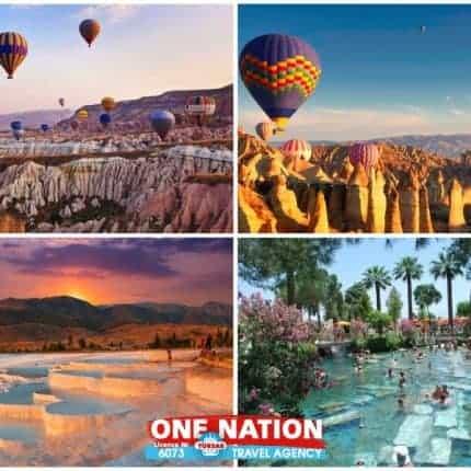 5 Days Turkey Tour