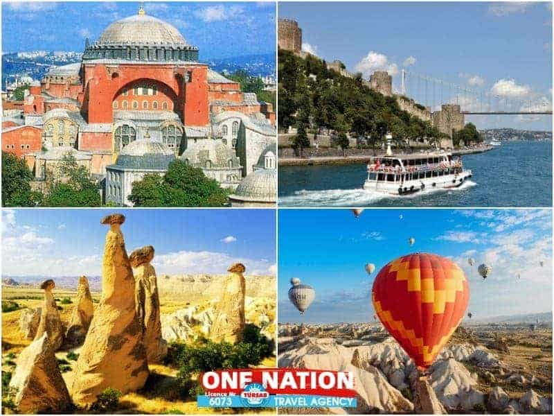 6 Days Istanbul and Cappadocia Budget Tour by Bus