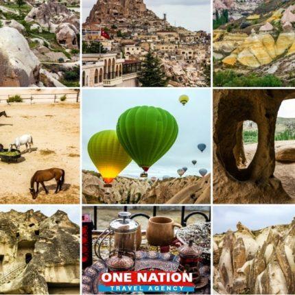 2 Days in Cappadocia