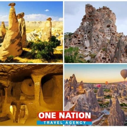 Cappadocia tours from Izmir
