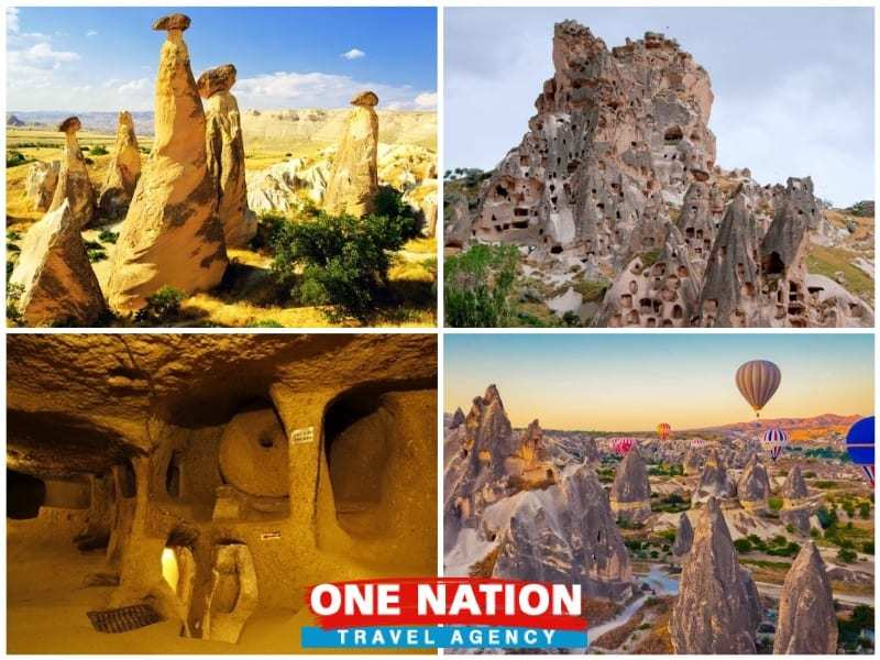 What is there to do in Cappadocia in 2 days?