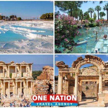 Pamukkale and Ephesus Tour