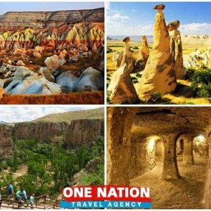 4 Days Cappadocia Tour from Istanbul