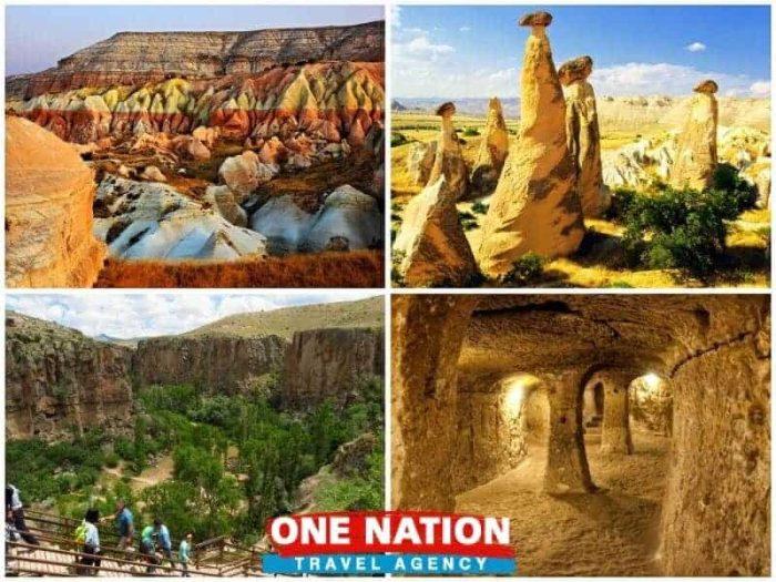 4 Days Cappadocia Tour from Istanbul