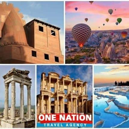 6 Day Turkey Tour