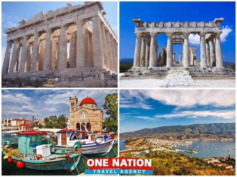 4 Days Best Athens Tour