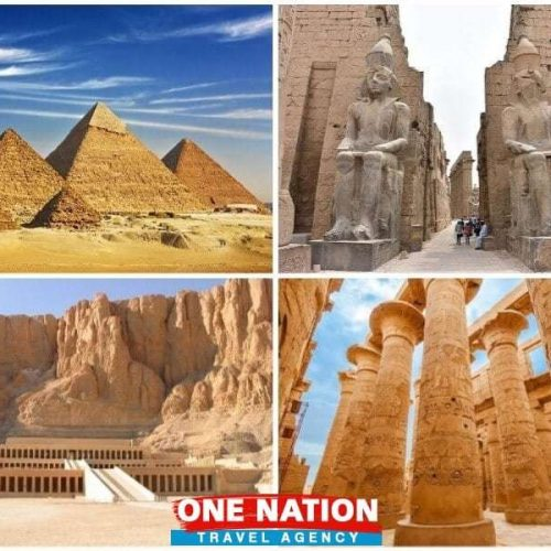 5 Days Cairo and Luxor Tour