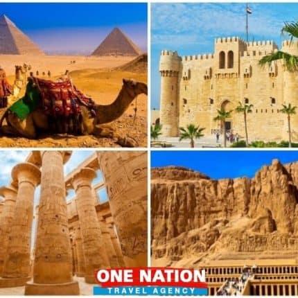 Visit Cairo, Alexandria and Luxor