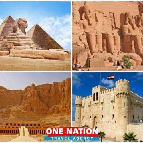 8 Days Cairo Aswan Nile Cruise Luxor and Alexandria Tour