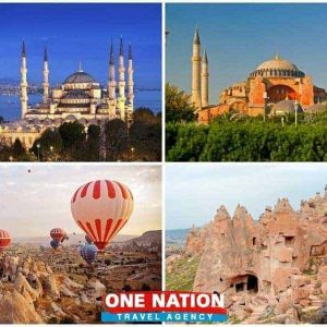Best of Istanbul and Cappadocia on a 4 Days / 3 Nights Tour