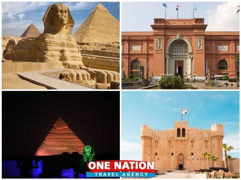5 Days in Cairo and Alexandria