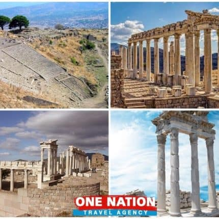 Pergamon Tour from Izmir