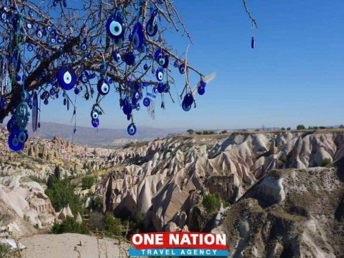 Pigeon Valley in Cappadocia