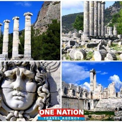 Priene Miletus Didyma Tour
