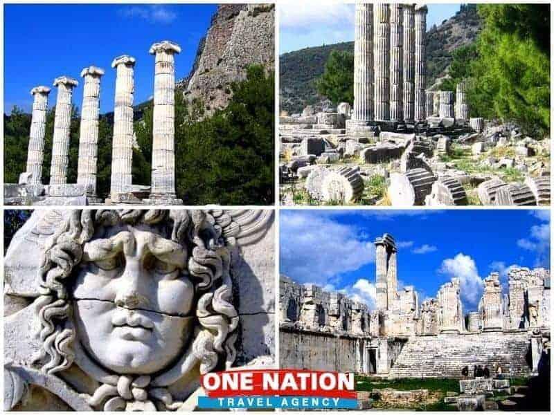 Priene Miletus and Didyma Tour from Izmir