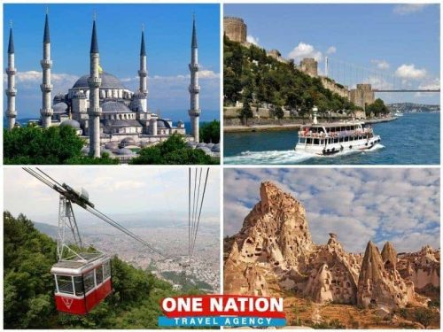 6 Days Istanbul Bursa and Cappadocia Tour