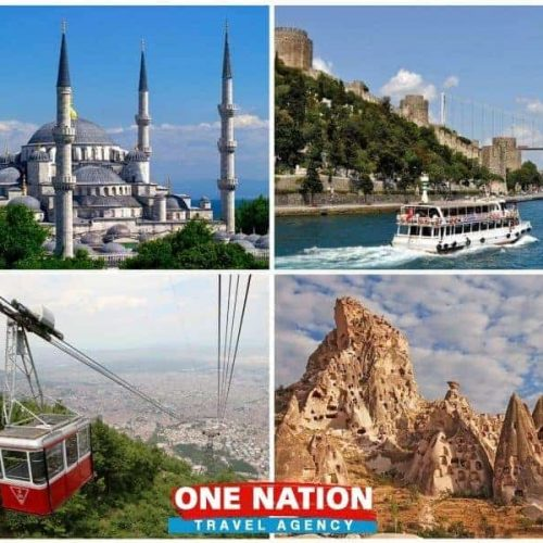 6 Days Istanbul Bursa and Cappadocia Tour