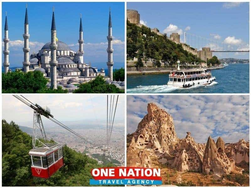 6 days 5 nights turkey tour