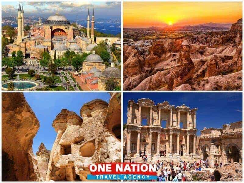 7 days turkey tour package