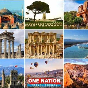 12 Days Istanbul Gallipoli Troy Pergamon Ephesus Pamukkale Antalya and Cappadocia Tour