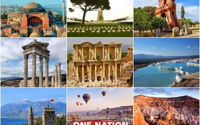 12 Days Istanbul, Gallipoli, Troy, Pergamon, Ephesus, Pamukkale Antalya and Cappadocia Tour