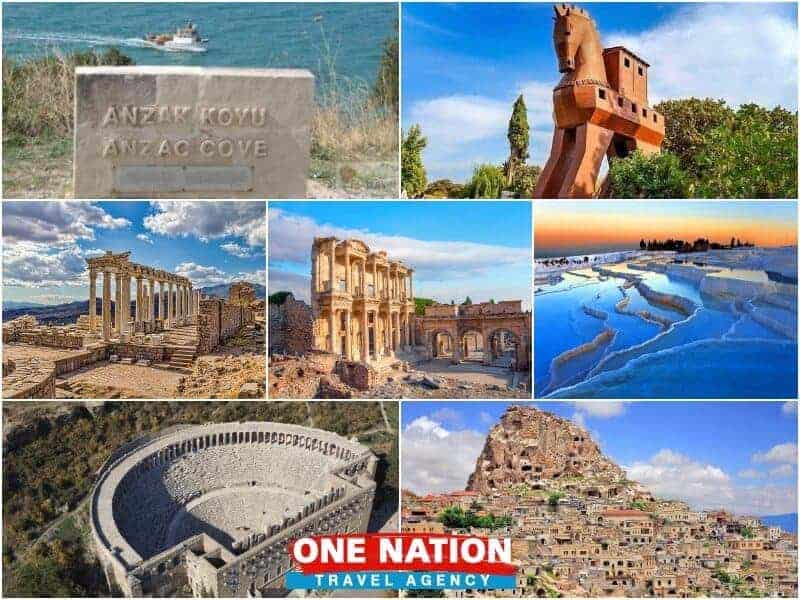 9 Days Turkey Tour Package