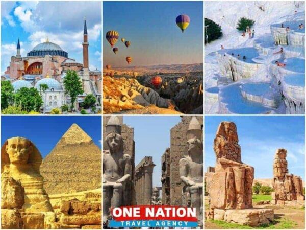 14 Days Turkey and Egypt Tour Package