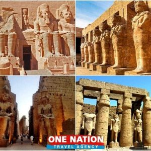Abu Simbel and Luxor Tour