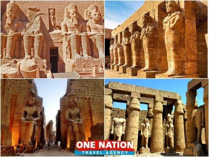 Abu Simbel and Luxor Tour