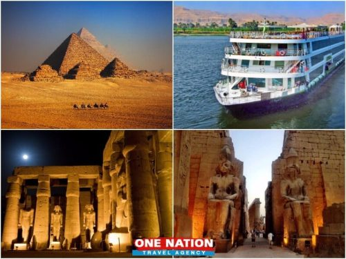 7 Days Cairo and Nile Cruise Tour