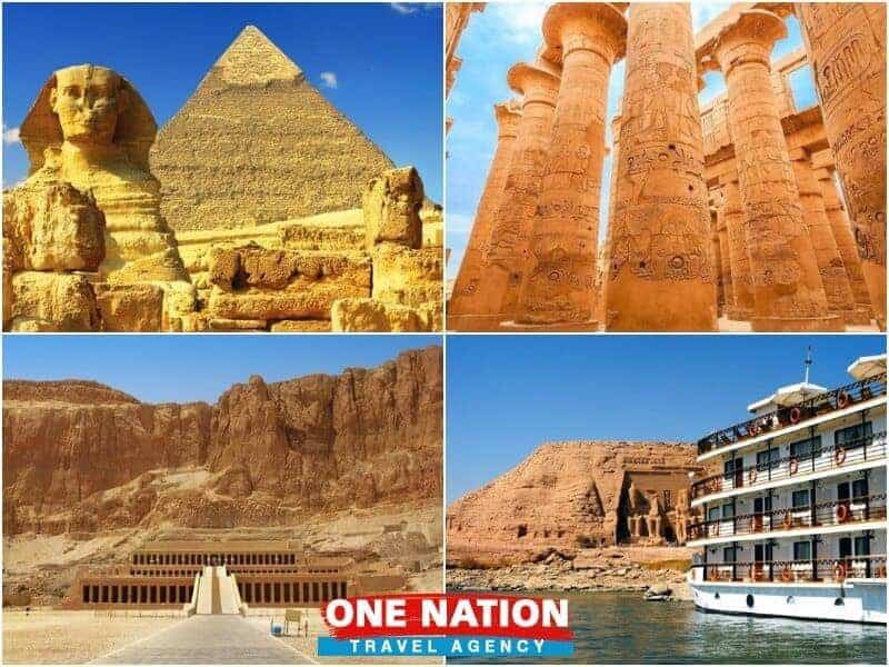 7 day Tours in Egypt