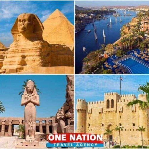 8 Days Cairo Aswan Abu Simbel Luxor and Alexandria Tour