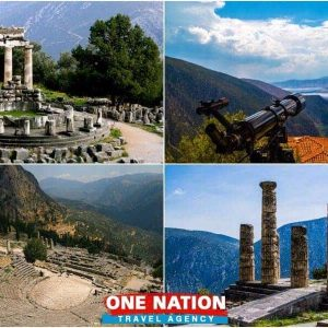 Day Trips Athens to Delphi