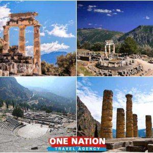 Delphi 2 Days Tour