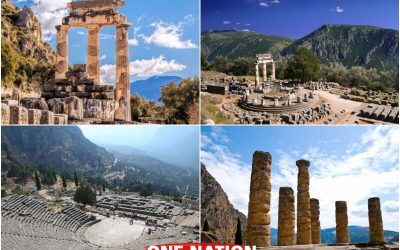 2 Days Delphi Tour from Athens