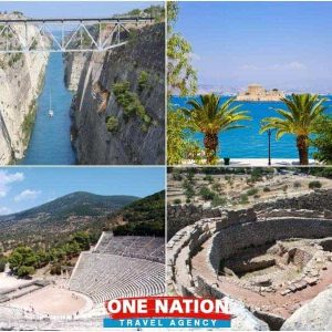 Mycenae - Epidaurus 2 Days Tour