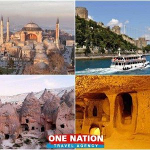 3 Days Turkey Package Tour
