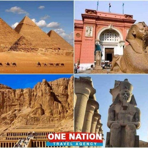 4 Days Cairo and Luxor Tour