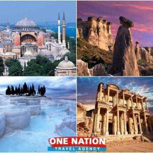 7 Days Turkey Tour