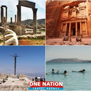 5 Days Jordan Tour Package