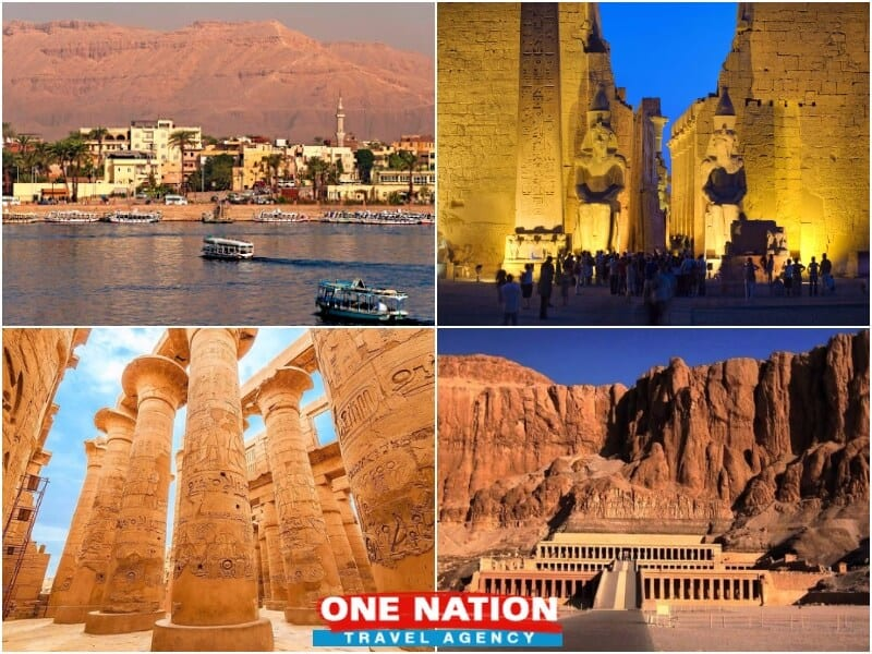 4 Days Luxor Tour from Cairo by Sleeper Train