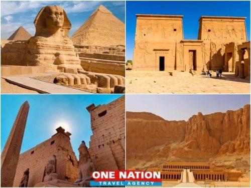8 Days Cairo Aswan and Luxor Tour By Sleeper Train