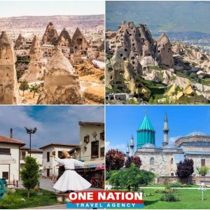 3 Days Konya and Cappadocia Tour from Istanbul