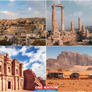 4 Days Experience Jordan Tour Package