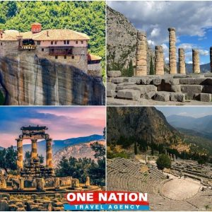 4 Day Tour Olympia, Delphi and Meteora